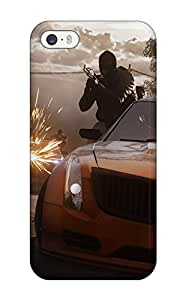 Iphone High Quality Tpu Case/ Battlefield: Hardline Case Cover For Iphone 5/5s 1892127K99117954