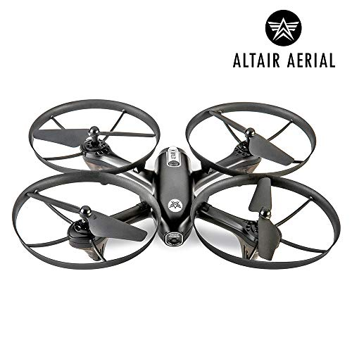Altair AA200 AHP - Beginner Drone with 720p FPV Video Camera for Kids & Adults