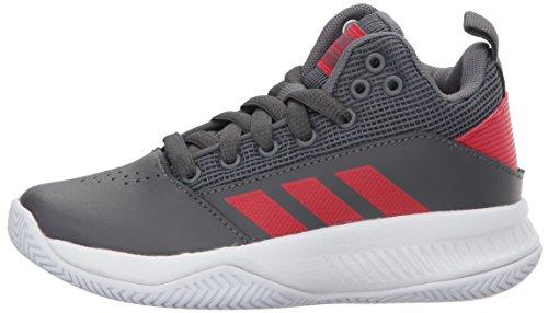 scarlet Adidas 0 Bambino Grey 2 Ilation white Cf bambini Unisex 1w7qp8