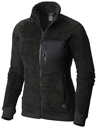 Mountain Hardwear 1824771 Women's Monkey Fleece Jacket, Black- S