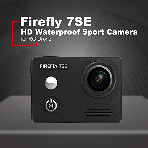Wikiwand Firefly 7SE 1080P 170°WiFi BT FPV HD Waterproof Sport Camera for RC Drone by Wikiwand (Image #1)