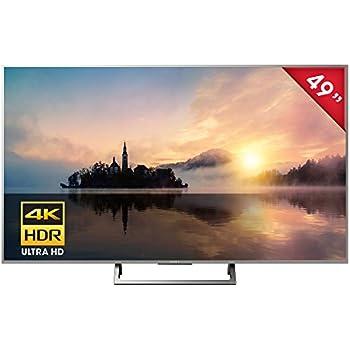 "Sony KD-49X720E/S Smart TV 49"", 4K HDR Ultra HD, Wi-Fi, 3 x HDMI"