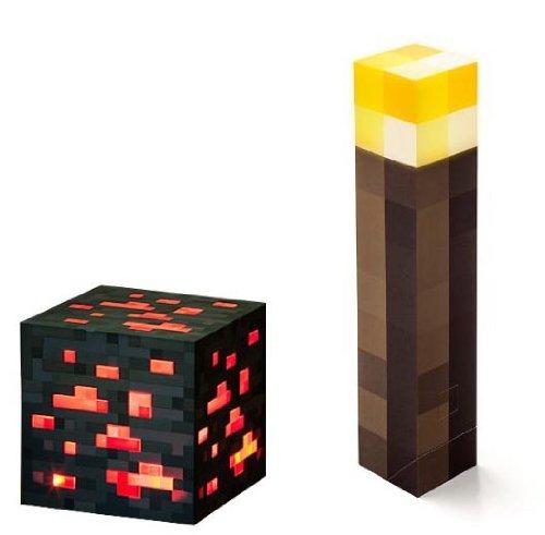 ThinkGeek Minecraft Light Torch Redstone product image