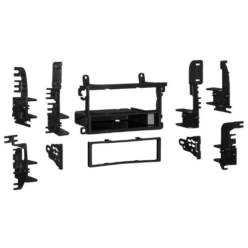 Metra 99-7417 Installation Multi-Kit for Select 1993-2004 Nissan Vehicles -Black