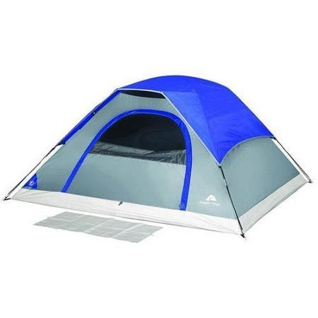 Ozark Trail 7' x 7' Dome Tent, Sleeps - 7 Sleeps Dome
