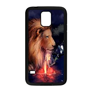 -ChenDong PHONE CASE- For Samsung Galaxy S5 -Lions & Beast-UNIQUE-DESIGH 11