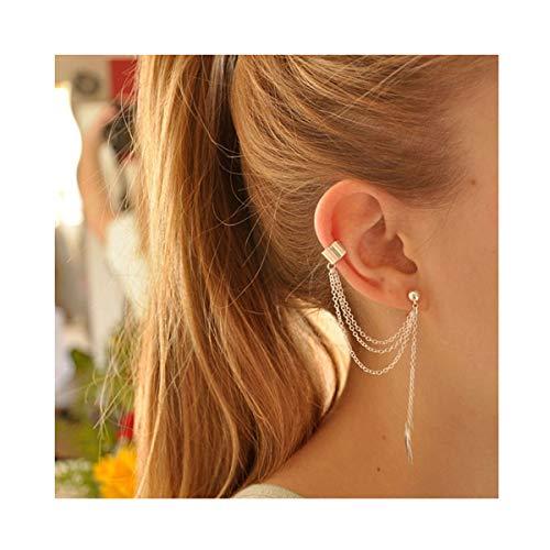 CanB Gold Tassel Earrings...