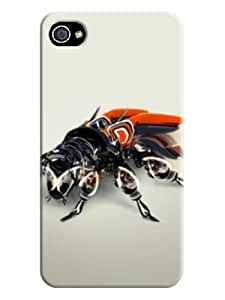 Excellent TPU fashionable New Style Hard Back Shell Case Cover iphone 4/4s On Sale