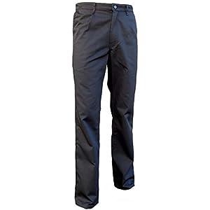 Pbv - Pantalon De Cuisine , Pantalon De Travail Noir