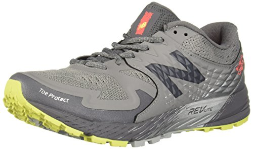 New Balance Women's SKOM-Summit King of Mountain V1 Trail Running Shoe, Grey, 8.5 D US Review