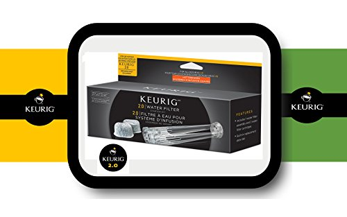 how to clean the filter on keurig 2.0