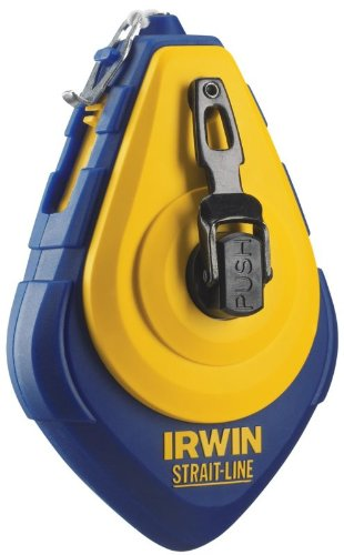 (Irwin Straight Line Chalk Reel 100 ' 2 Oz)