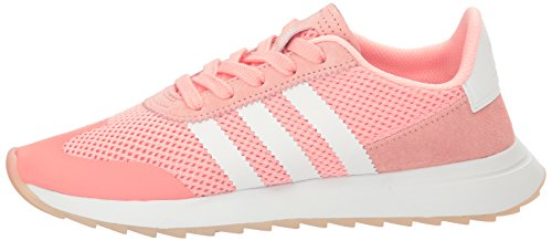 Women S Adidas Flashback Casual Shoes Haze Coral White