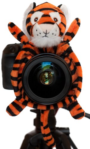 Shutter Huggers 851492004232 Tiger Shutter Hugger (Orange)