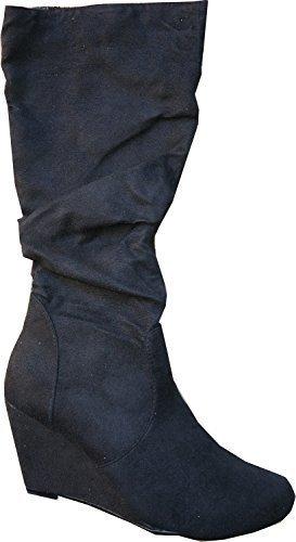 Black from City Boots Walk Colour Black xwYdRwqXvF