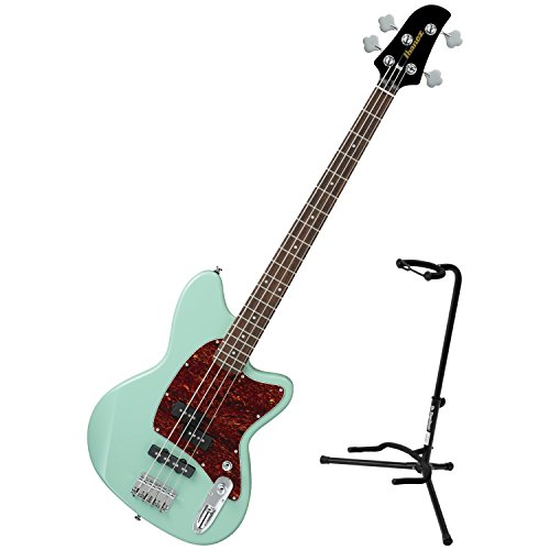 Ibanez TMB100 Talman 4 String Electric Bass Mint Green w/ Stand by Ibanez