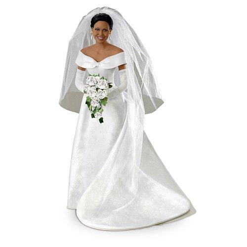 Bride Doll: Michelle Obama Commemorative Bride Doll by Ashton Drake