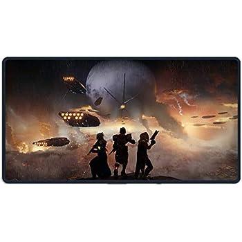 Amazon com: Razer Goliathus Speed Destiny 2: Slick Seamless
