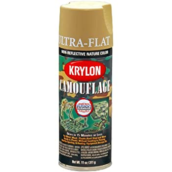 Amazon Krylon K Camouflage With Fusion For Plastic