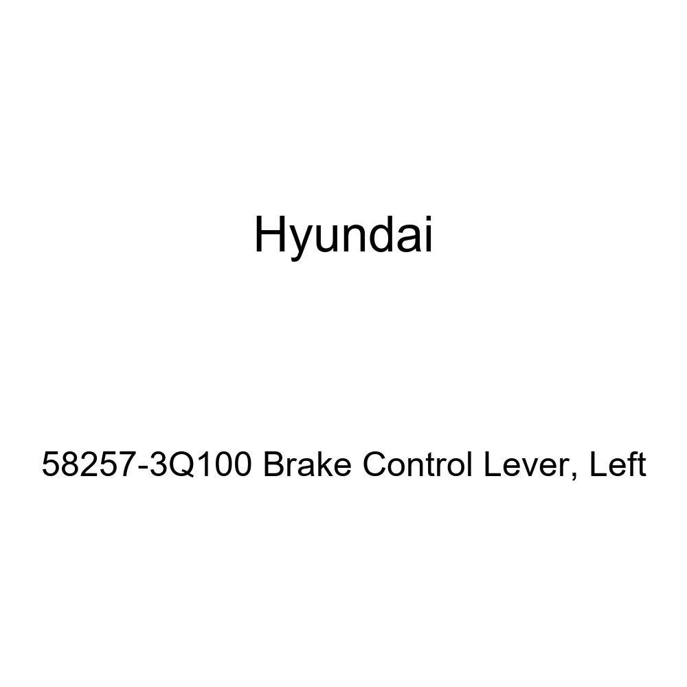 Left Genuine Hyundai 58257-3Q100 Brake Control Lever