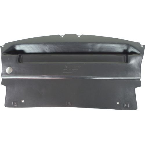 MAPM Front Car & Truck Splash Guards & Mud Flaps Plastic Engine under cover FO1228101 FOR 2005-2009 Ford Mustang