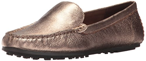 Aerosoles Frauen Over Drive Slip-On Loafer Bronze Leder