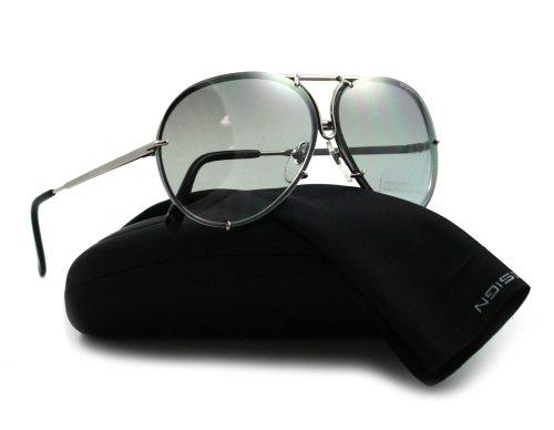 10896bb4309d Porsche Design P8478 Sunglasses Titanium Frame Interchangeable Lenses