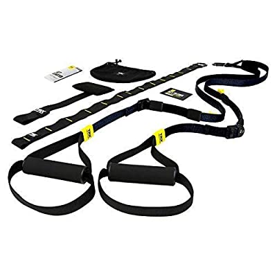 TRX Training GO Suspension Trainer Kit, Ideal For Workouts Indoors & Out by TRX