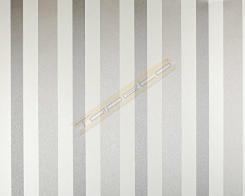 Price comparison product image AP 1000 Euro-roll - material: non woven material - colour: pure white, silver - article no. 7688-5616