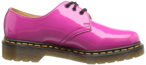 Dr Martens 1461 Patent Lamper Hot Rose Chaussures