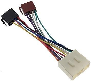 Cable adaptador de Radio ISO connettore HYUNDAI Accent Atos H1 H100 Sonata Matrix XG DIN