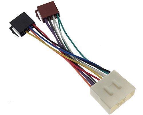 HYUNDAI Radio Adapter Kabel Stecker ISO Accent Atos H1 H100 Sonata ...