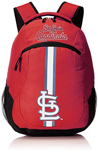 (FOCO St. Louis Cardinals Action Backpack)