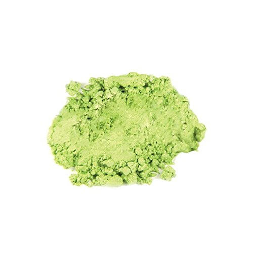 - Bella Terra - Mineral Shimmer - All Colors - Natural - Original - Cruelty-Free - Eye Glitter - Eye Highlighter (Lime)
