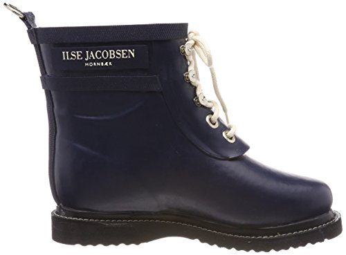 Ilse Jacobsen Womens Rub 2 Regn Boot Mörk Indigo