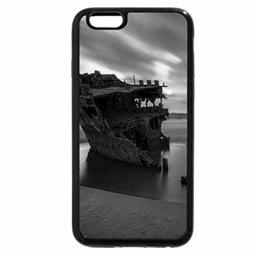 iPhone 6S Case, iPhone 6 Case (Black & White) - Baltray