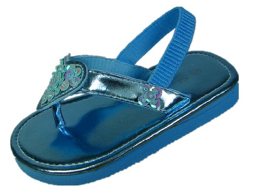 Nuovissimi Sandali Per Bambini Piccoli A Forma Di Cuore Disponibili In 5 Colori Blu