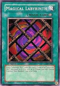 Yu-Gi-Oh! - Magical Labyrinth (MRL-059) - Magic Ruler - Unlimited Edition - ()