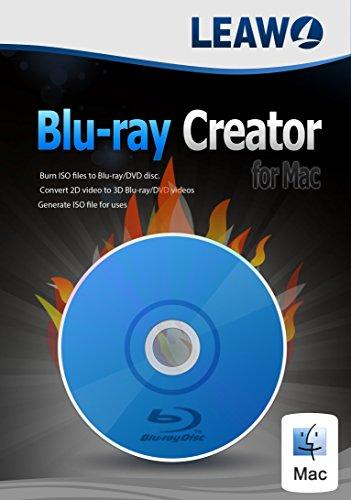 Blu-ray Creator for Mac, Burn Blu-ray, Burn DVD on Mac, Best Mac Blu-ray Burning Software for Mac, Burn DVD/Blu-ray from Videos/Audios/Photos in 180+ Formats Like MP4, AVI, FLV, MKV, MOV, MP3 (1 Year)