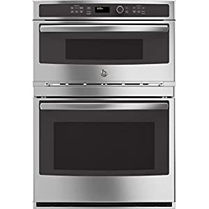 "GE Profile PT7800SHSS 30"" Built-In Convection Combination Microwave Wall Oven in Stainless Steel"