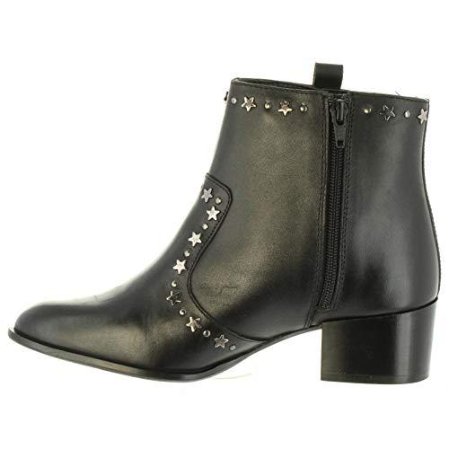 Per Pls50312 Jeans Stivaletti Waterloo 999 Pepe Black Donna qwE7nC