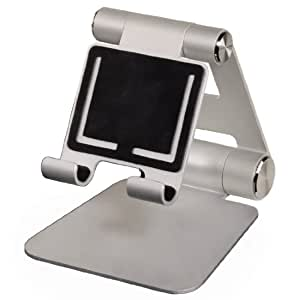 Hama - Soporte de aluminio para Apple iPad/iPhone/iPod