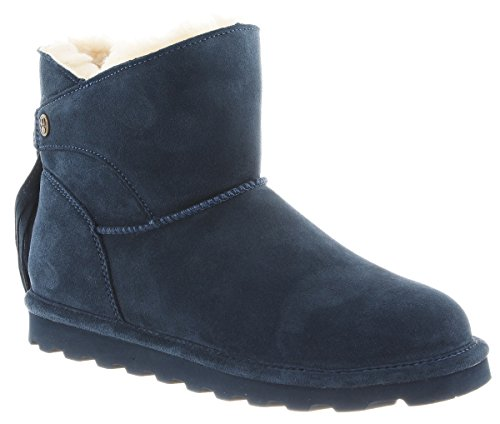 Slate BEARPAW Women's Boot Natalia Blue Fashion IxaxFqw