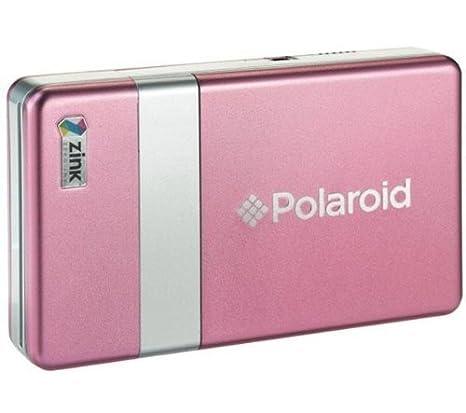 Amazon.com: Pogo Impresora fotográfica portátil, color rosa ...