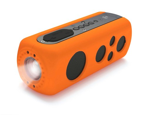 Pyle Waterproof Bluetooth Portable Flashlight