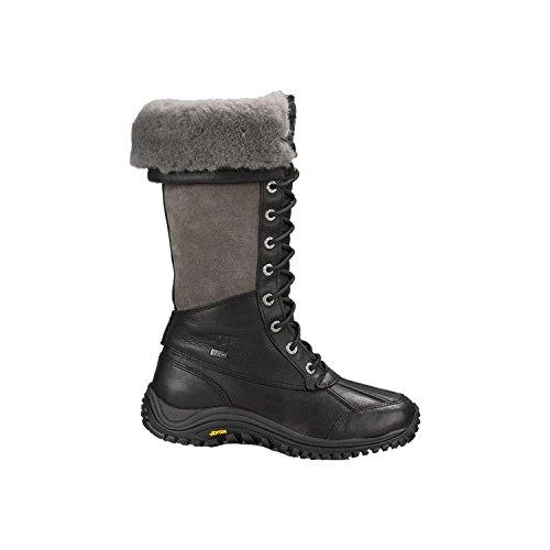 UGG Australia Women's Adirondack Tall Boot Black - Australia Sale Online