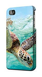 S1377 Ocean Sea Turtle Case Cover For IPHONE 5 5S