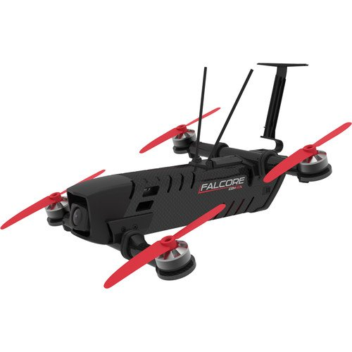Connex Amimon Falcore Racing Drone Kit with HD FPV System, Transmitter, and Battery