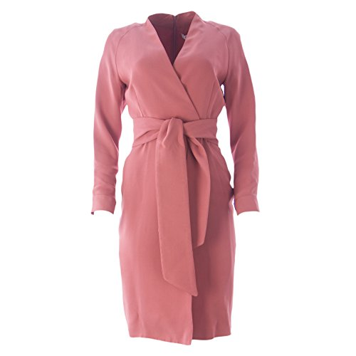 max-mara-womens-svedese-silk-crepe-long-sleeve-dress-sz-2-antique-rose