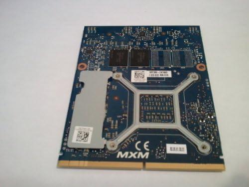 Alienware M17x M18x Nvidia GTX 765M 2GB GDDR5 Graphics Video Card MXM 3.0 9R3F5